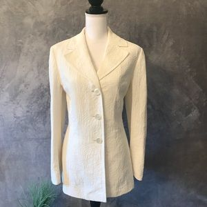 Ann Taylor Embroidered Jacket